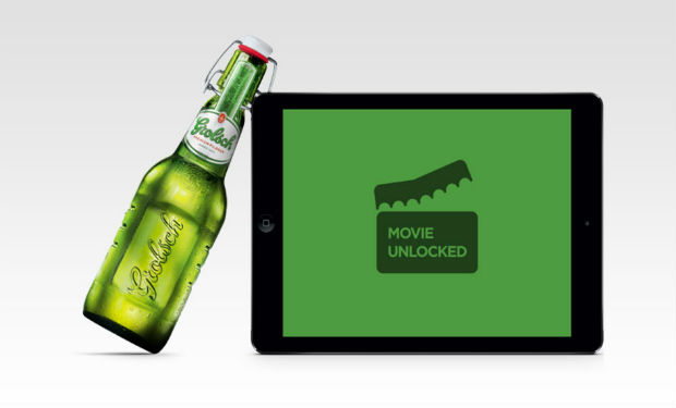 Grolsch Beer The Movieunlocker Bottle