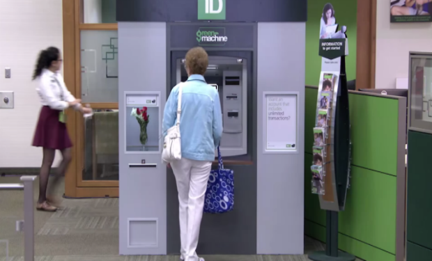 TDCanada-Automated Thanking Machine