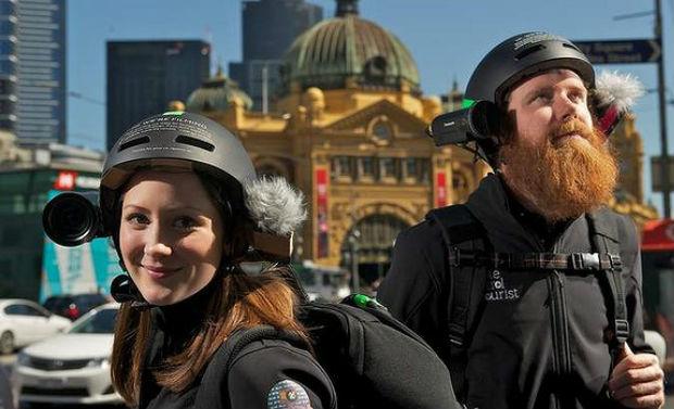 Campaña online que transforma a los turistas en títeres