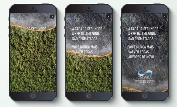 Crear conciencia ecológica con Snapchat