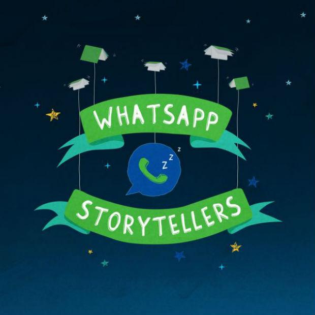 Una campaña en WhatsApp para contar cuentos infantiles