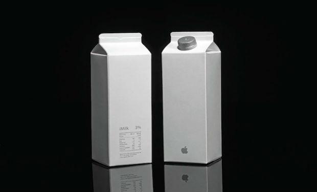 Packaging de alimentos al estilo de las marcas de lujo
