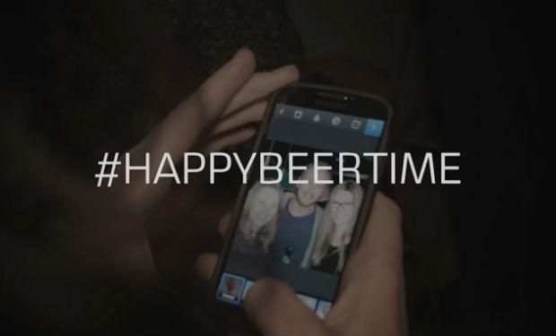 Una acción en Instagram para extender el happy hour