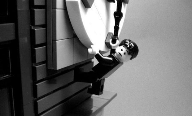 La historia de Hollywood protagonizada por Lego