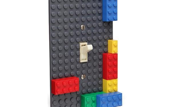 Llave de luz de LEGO