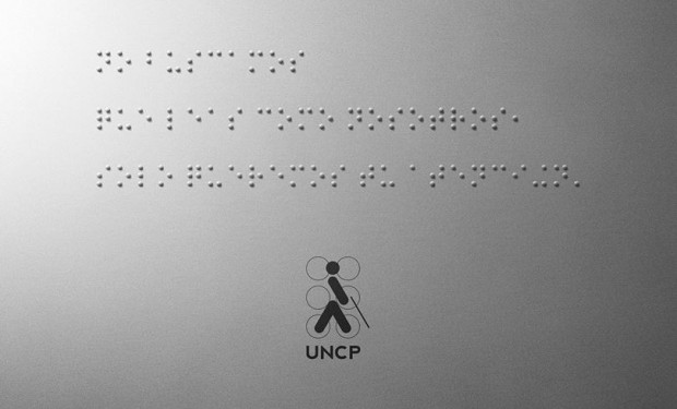 El primer post en braille de Facebook