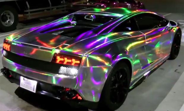 Lamborghinis customizados de Japón