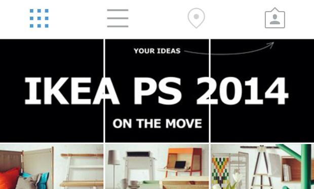 Ikea da a conocer su nueva colección por medio de Instagram
