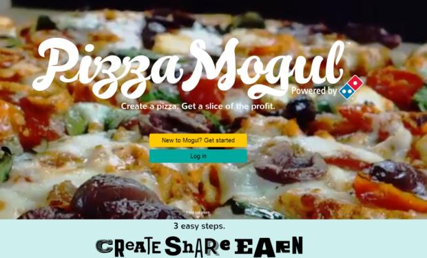 Domino's Pizza pagará por cada pizza vendida que hayas diseñado