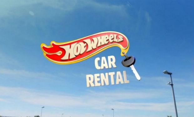 La primera agencia de alquiler de autos para niños