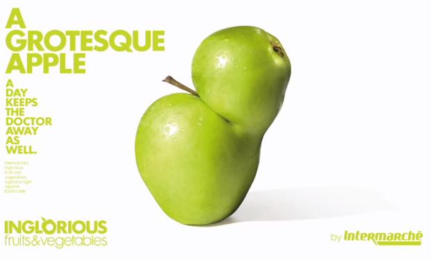 Frutas y verduras con aspectos desafortunados adquieren una segunda oportunidad