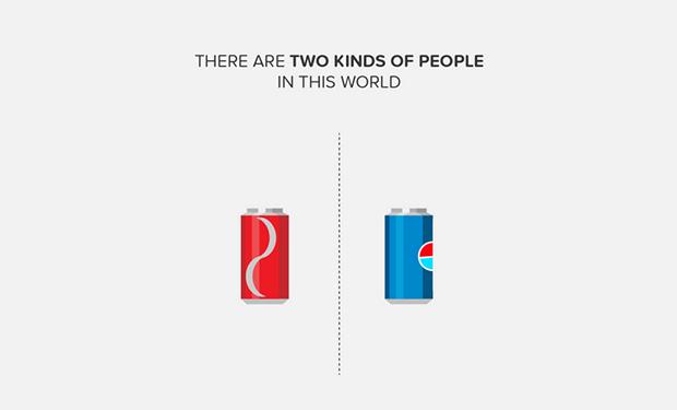 En el mundo sólo hay dos clases de personas