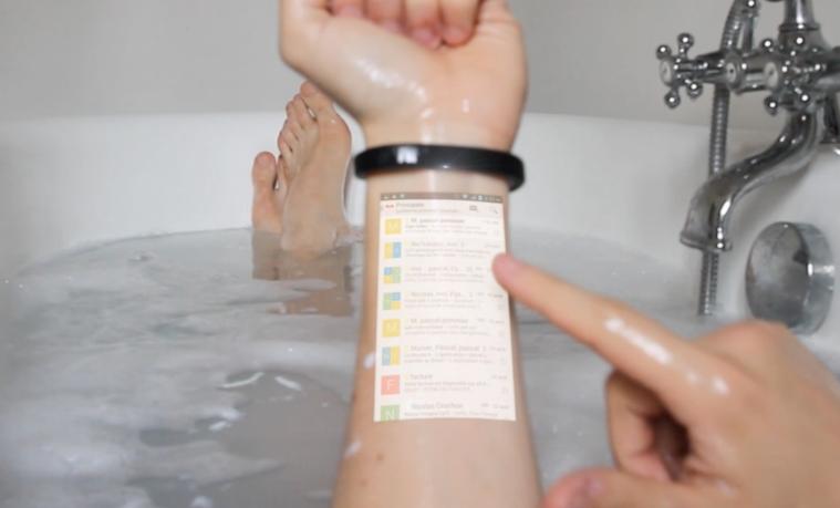 ¿Cuál es el negocio de la tecnología wearable?
