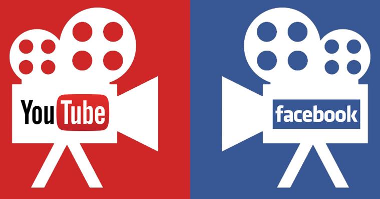 ¿Es mejor para las marcas pautar videos en Facebook o en YouTube?