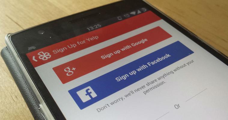 Social Login: Google se consolida como medio para registrarse en sitios y aplicaciones