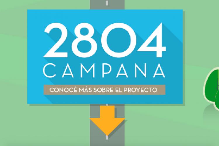 2804.com.ar: ¡El primer recorrido virtual por Campana!