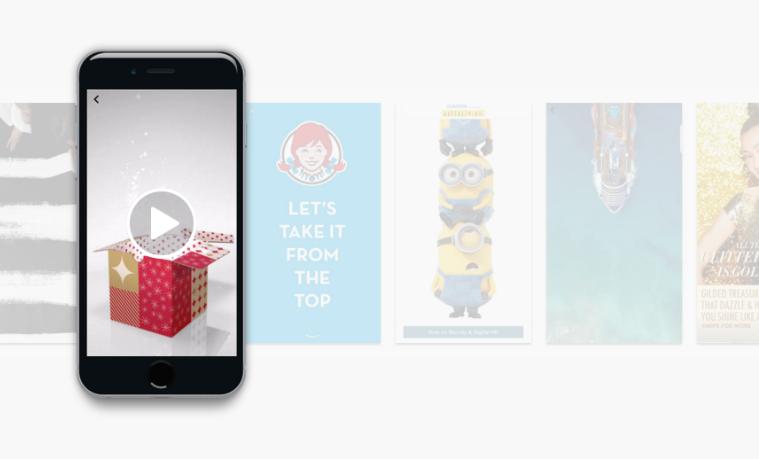 Facebook Canvas: anuncios de pantalla completa en el smartphone