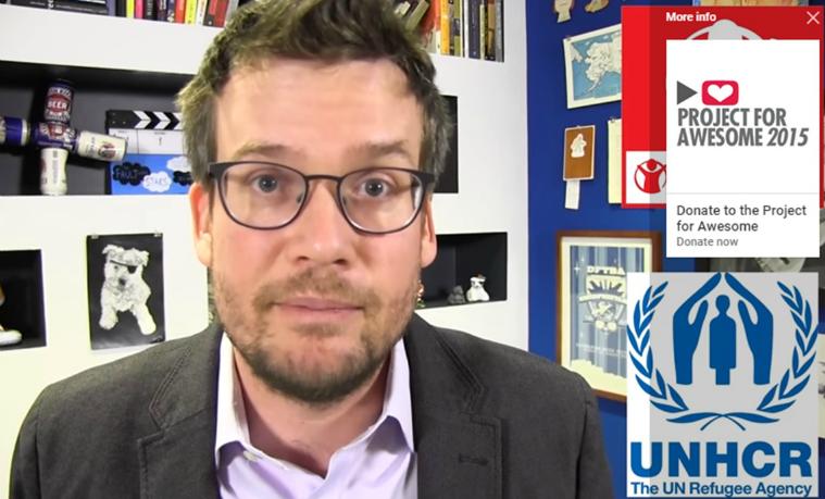 Ahora los vídeos en YouTube facilitan la donación para las ONGs