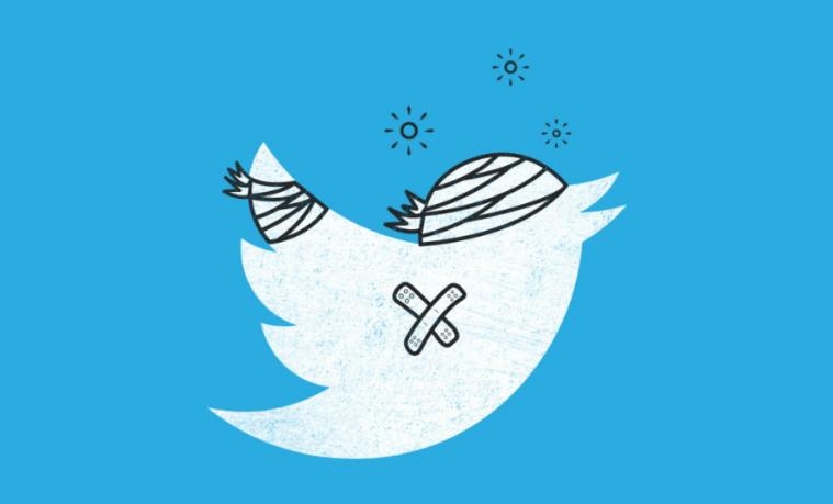 Twitter vs. Twitter: la red social no pasa por su mejor momento