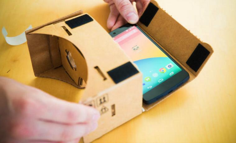 Google trabaja en nuevas gafas de realidad virtual