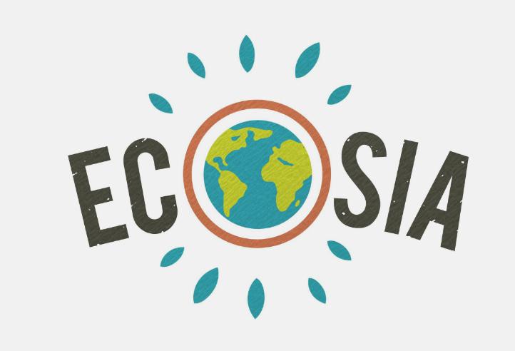 Ecosia: el motor de búsqueda más ecológico de la red ♻