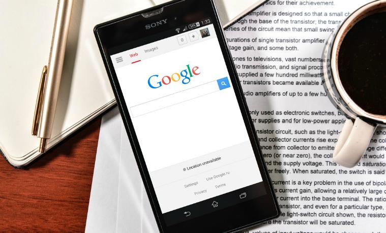 Google seguirá haciendo la web más 'mobile-friendly'