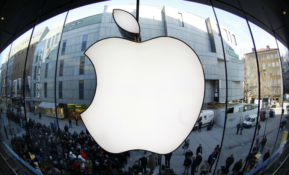 Apple está a punto de publicar su primera caída trimestral de ingresos desde 2003