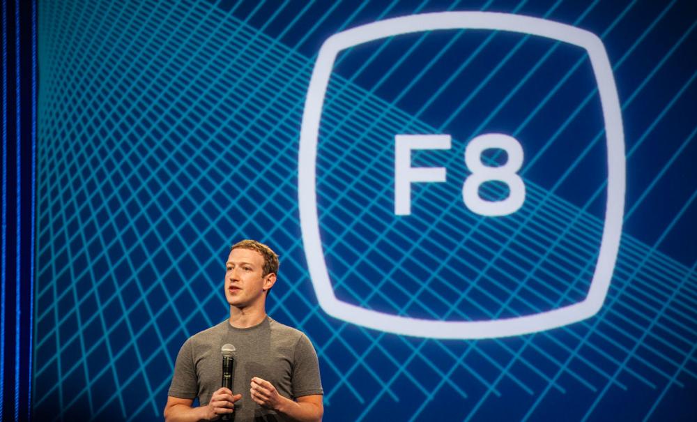 Qué esperar en la conferencia de desarrolladores F8 de Facebook: más vídeos en vivo y más bots
