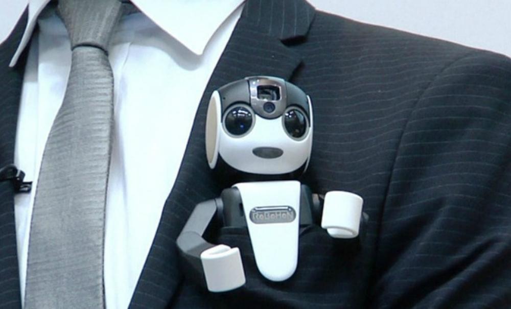 Robohon: cuando el smartphone resulta ser… un robot