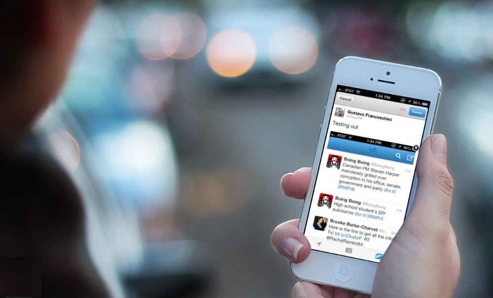 Al parecer Twitter dejará de contar fotos y enlaces en el límite de 140 caracteres