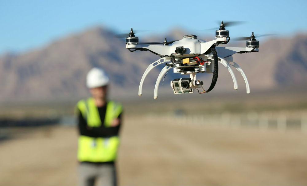 La fiebre del drone: su uso industrial podría mover US$ 127 millones al año