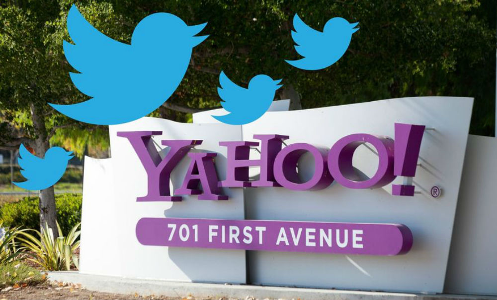 ¿Twitter interesado en comprar Yahoo!?
