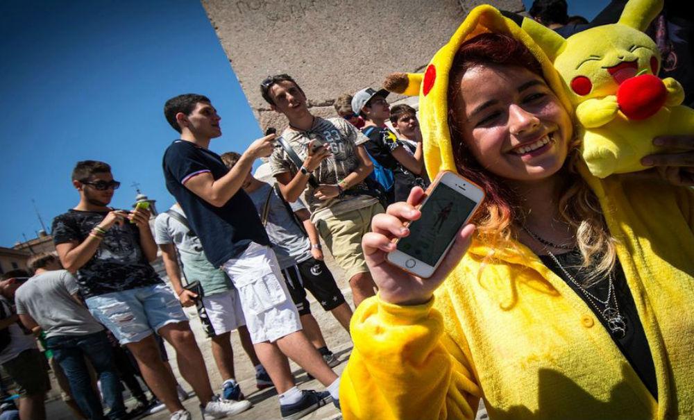 Apple generaría ingresos por US$ 3.000 millones por Pokémon Go
