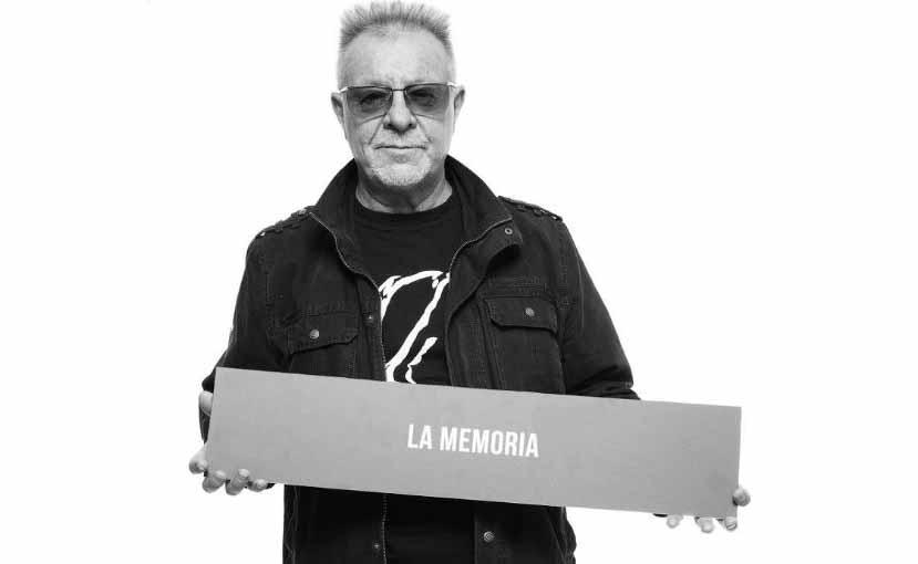"""Entrevistas por Whatsapp – Gabriel Scherman habla sobre """"Memoria AMIA"""""""