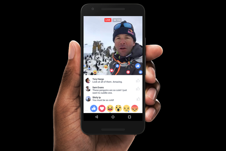 La pestaña de video está llegando a Facebook