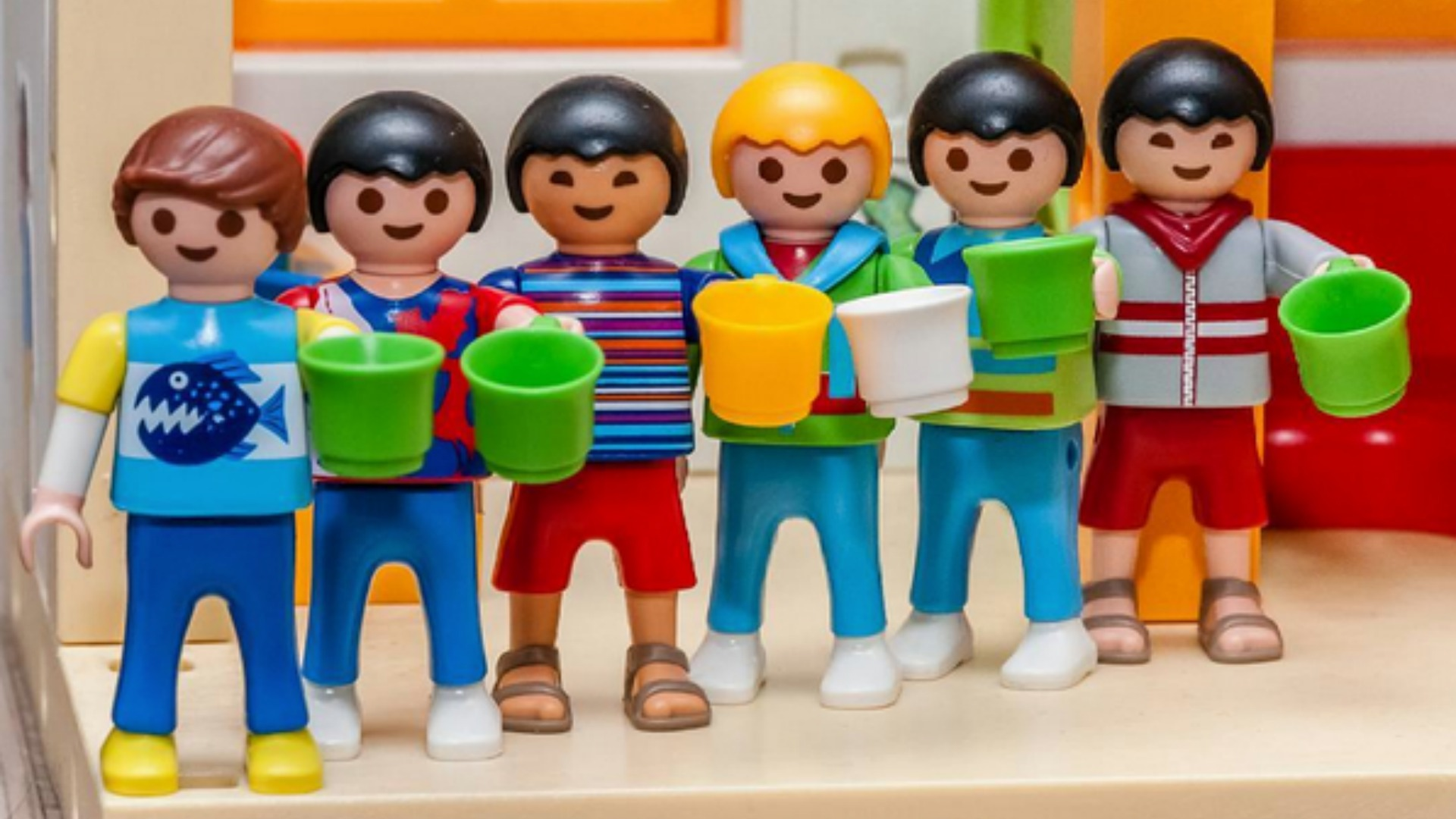 Playmobil y una fuerte estrategia de video