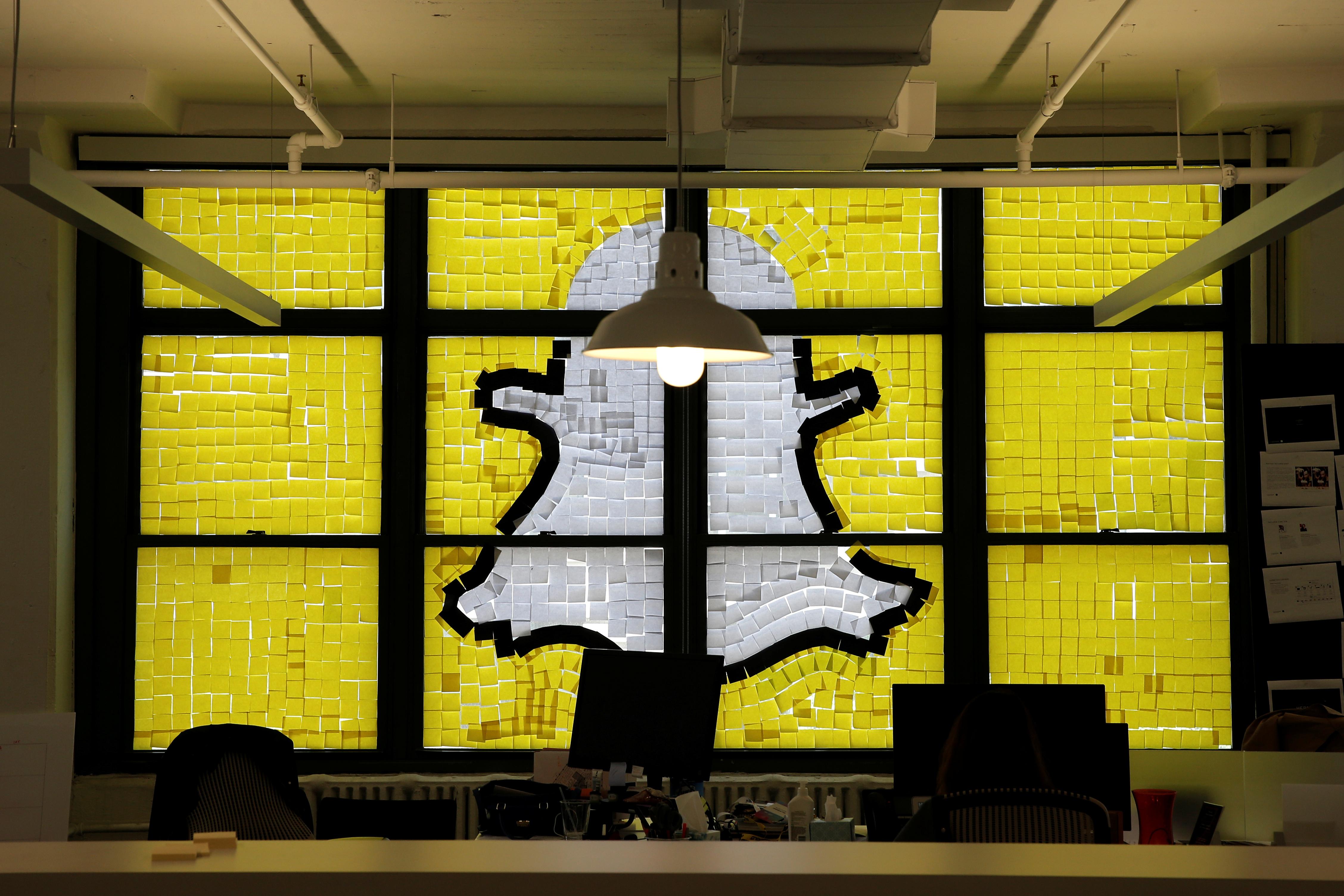 Ayer Snapchat. Mañana SNAP Inc.
