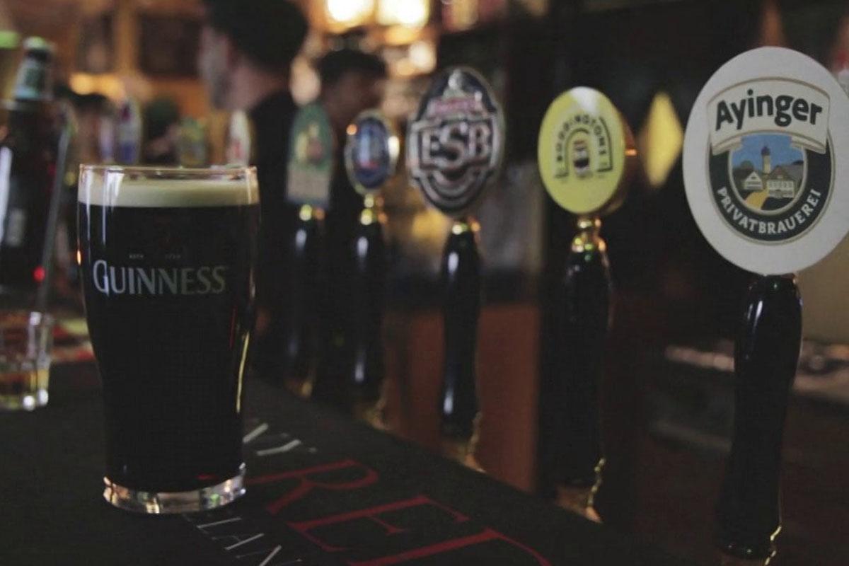 Guinness y una experiencia Airbnb para el día de San Patricio