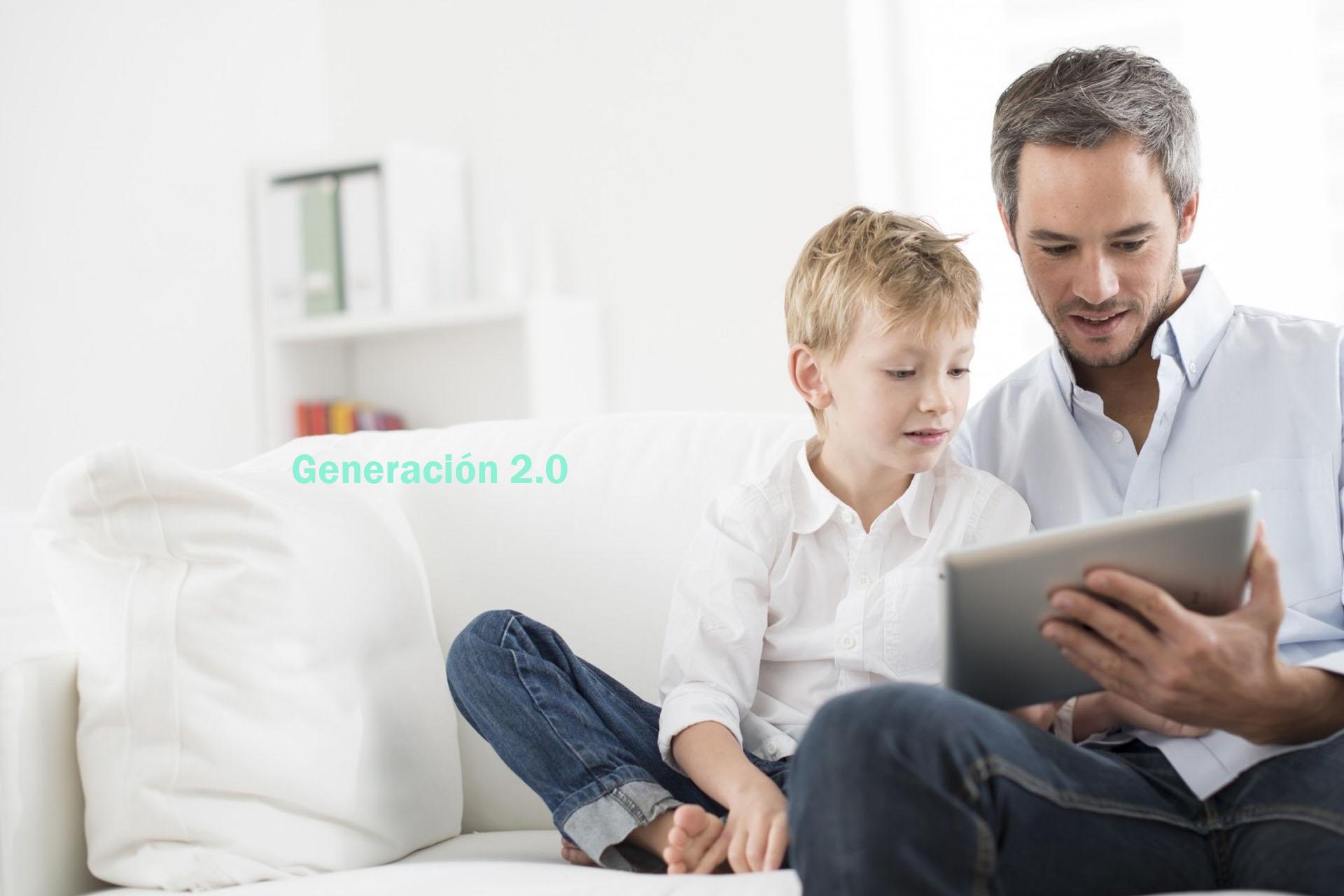 Los niños digitales | Una Generación Touch