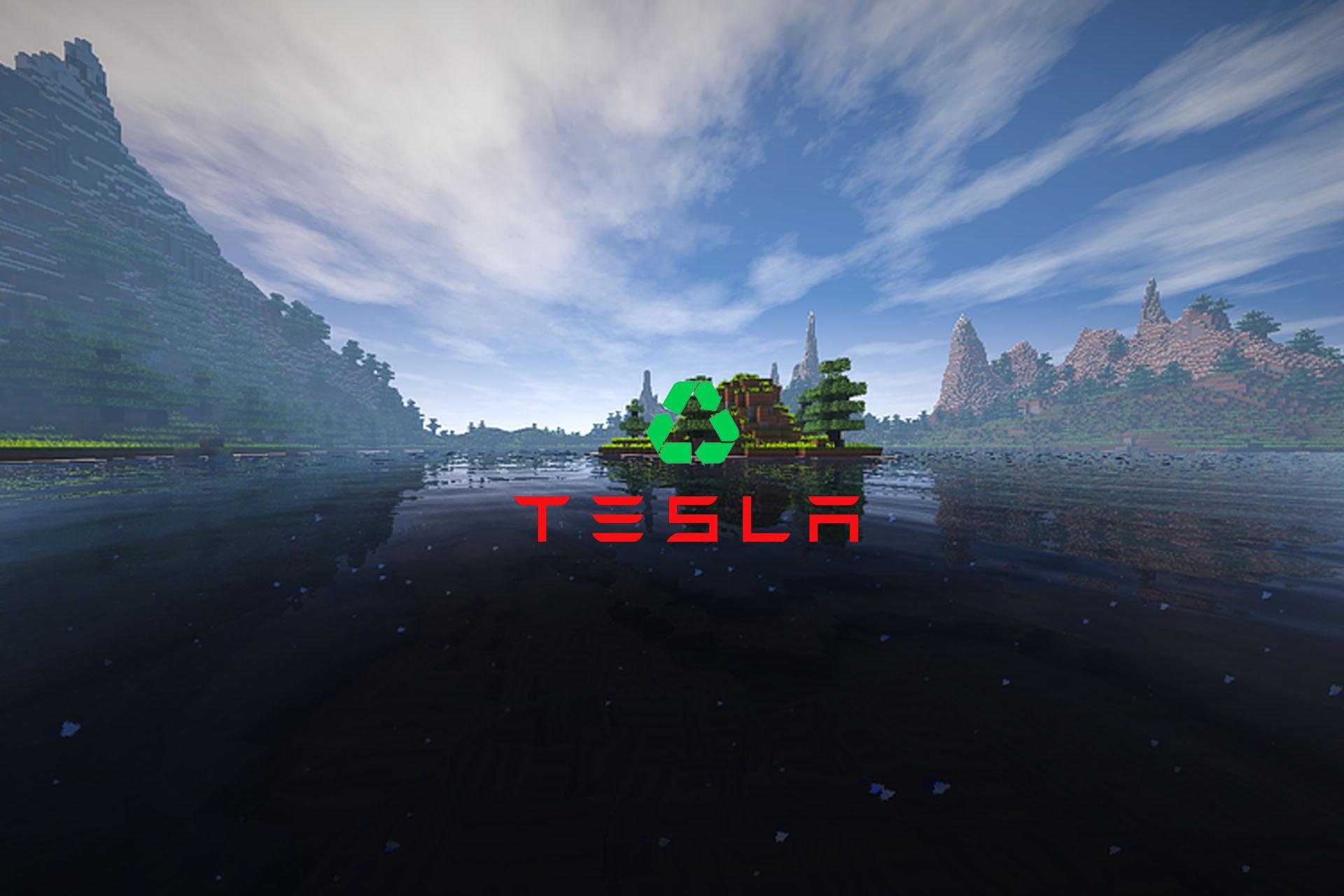 La sustentabilidad a través de Minecraft & Tesla