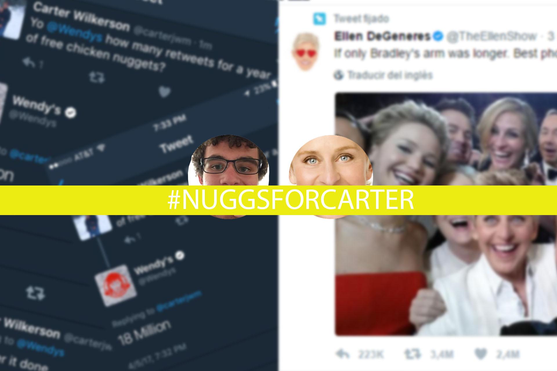"Carter VS Ellen | El ""script"" que siguió el tweet más famoso del mundo"