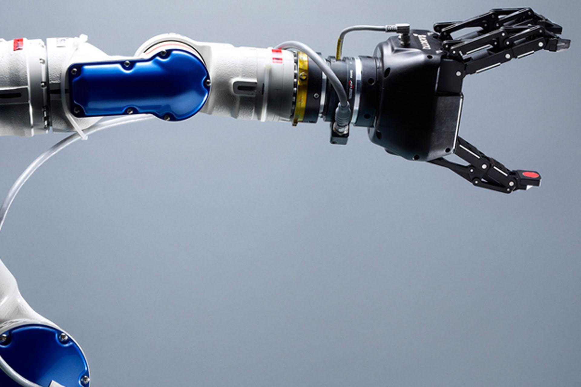 Toyota creó un robot para ayudar a los veteranos con parálisis