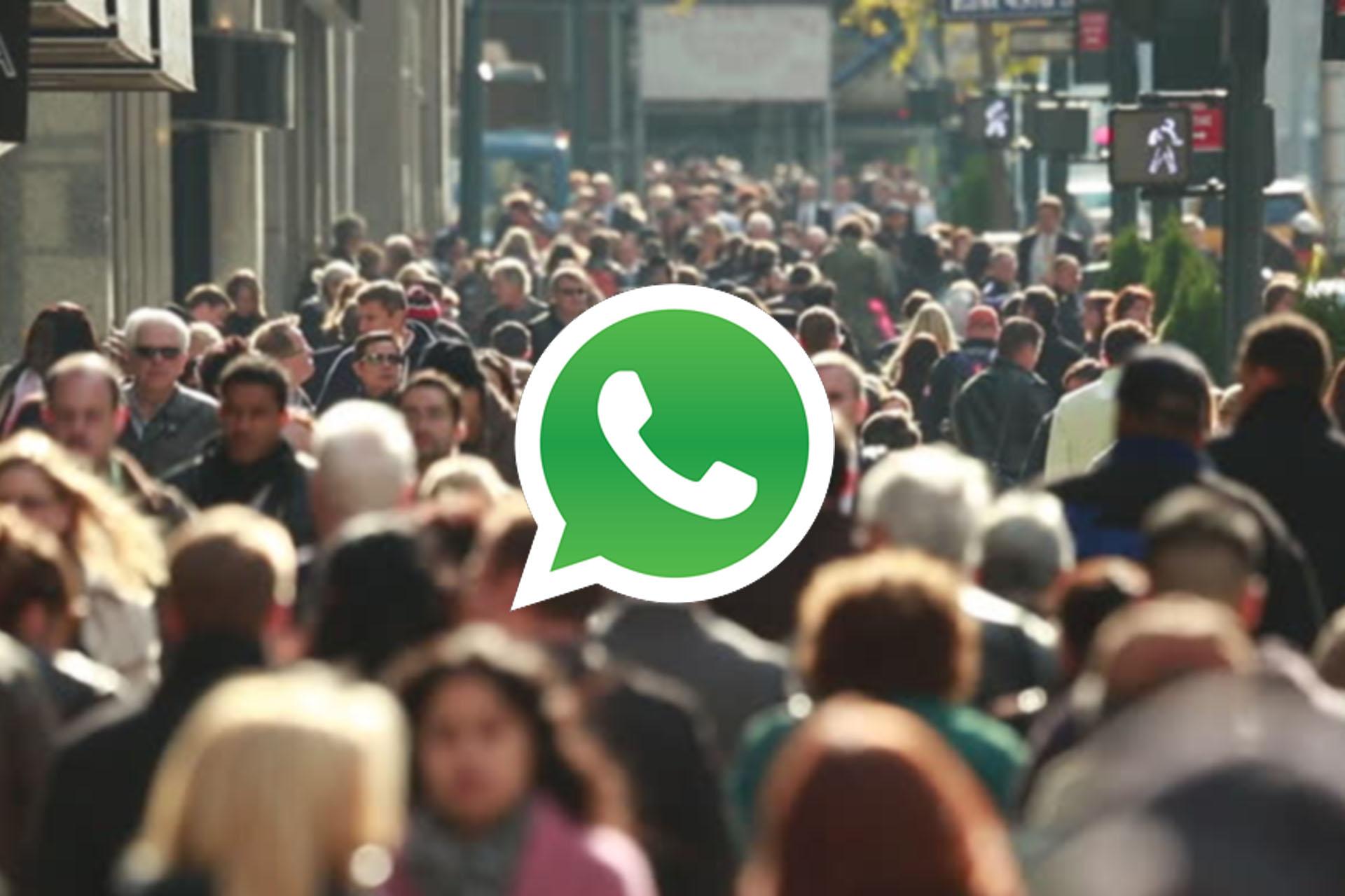 Whatsapp llega a mil millones de usuarios diarios