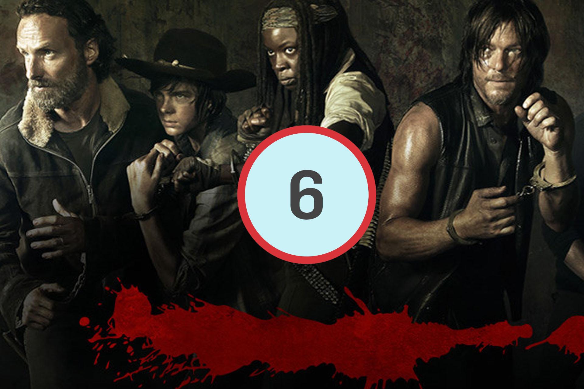 Los comerciales de 6 segundos llegan a The Walking Dead