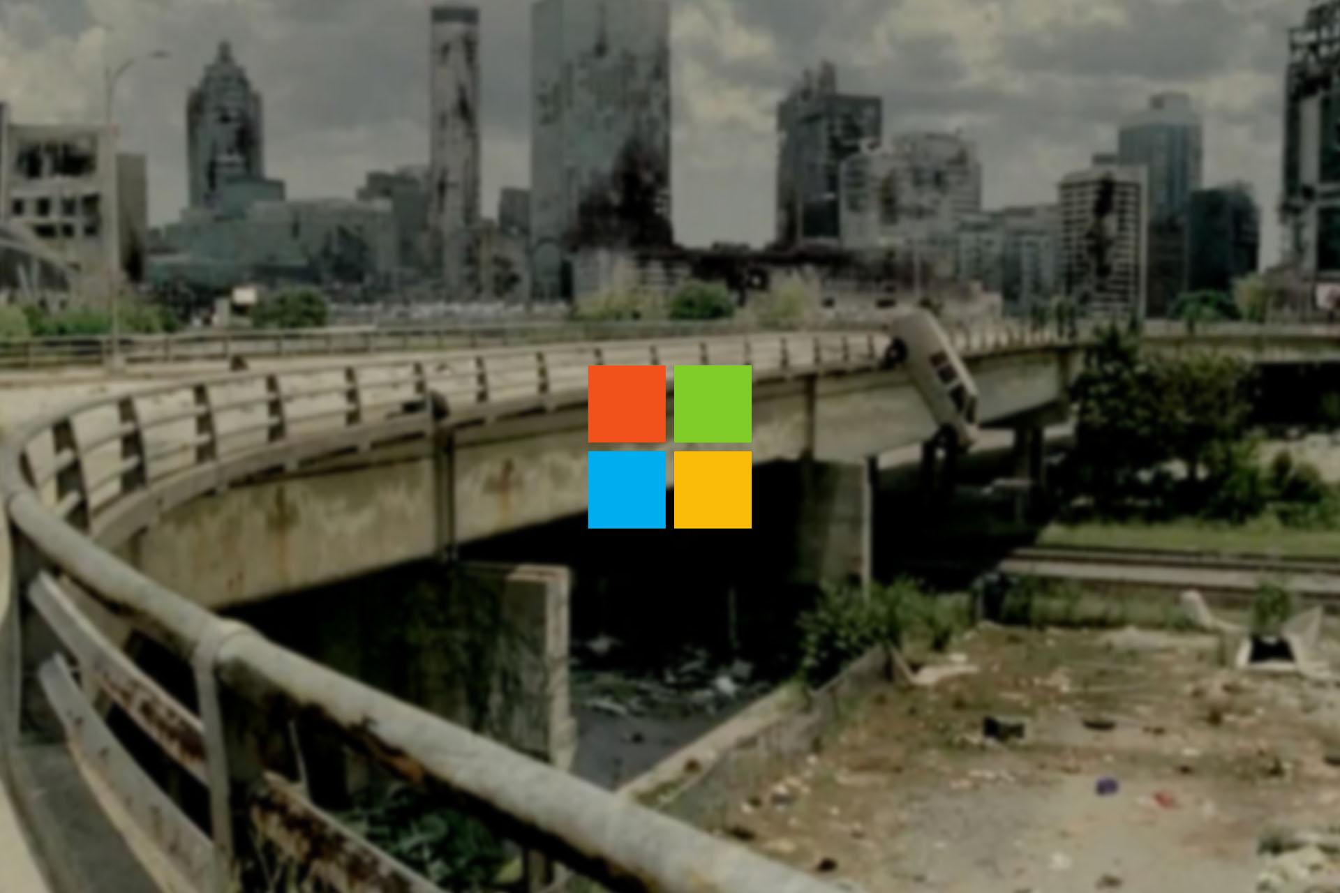 """Microsoft: El primero en comprar los anuncios de 6 segundos en """"The Walking Dead"""""""