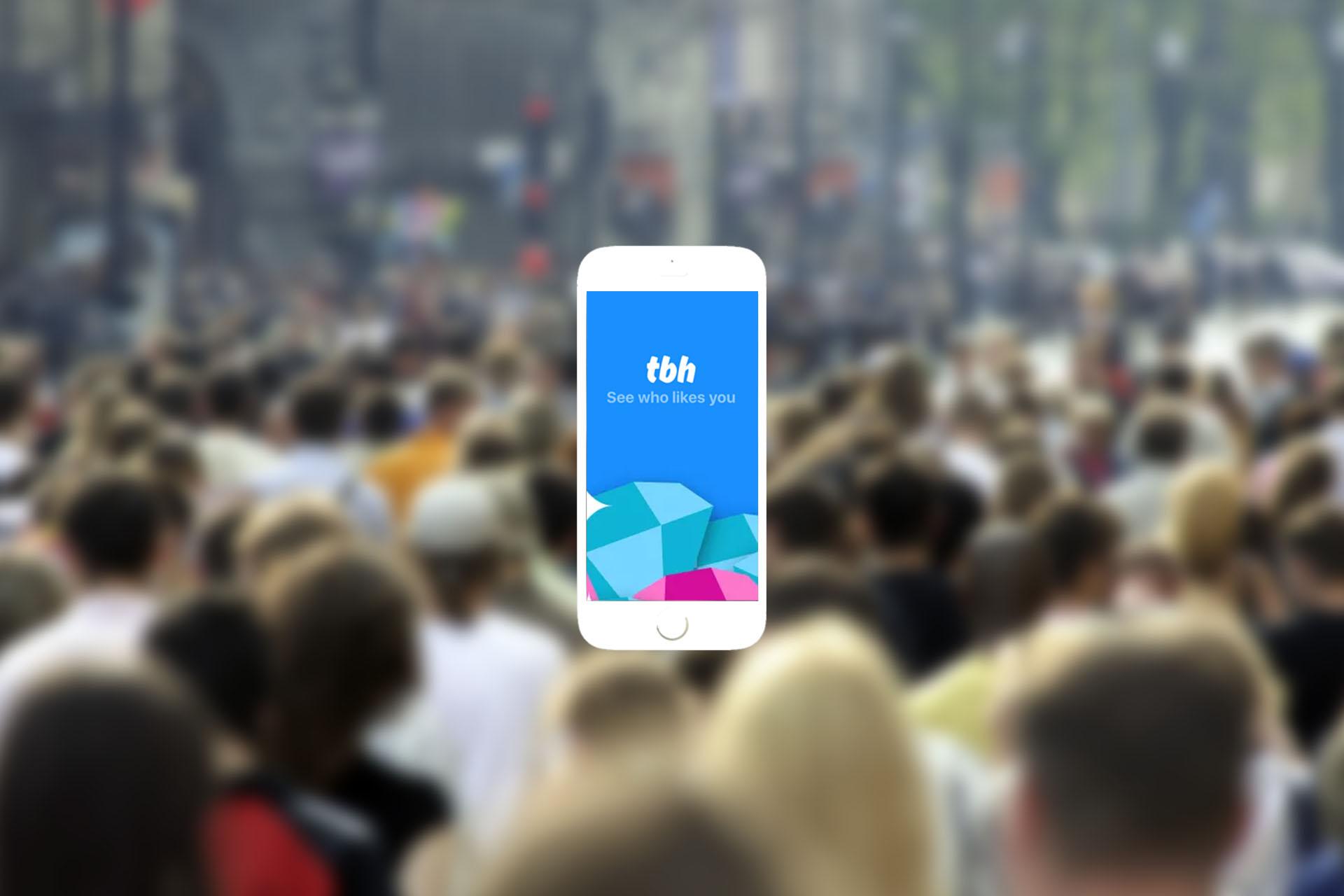 Facebook compró TBH – una app TOP entre los adolescentes