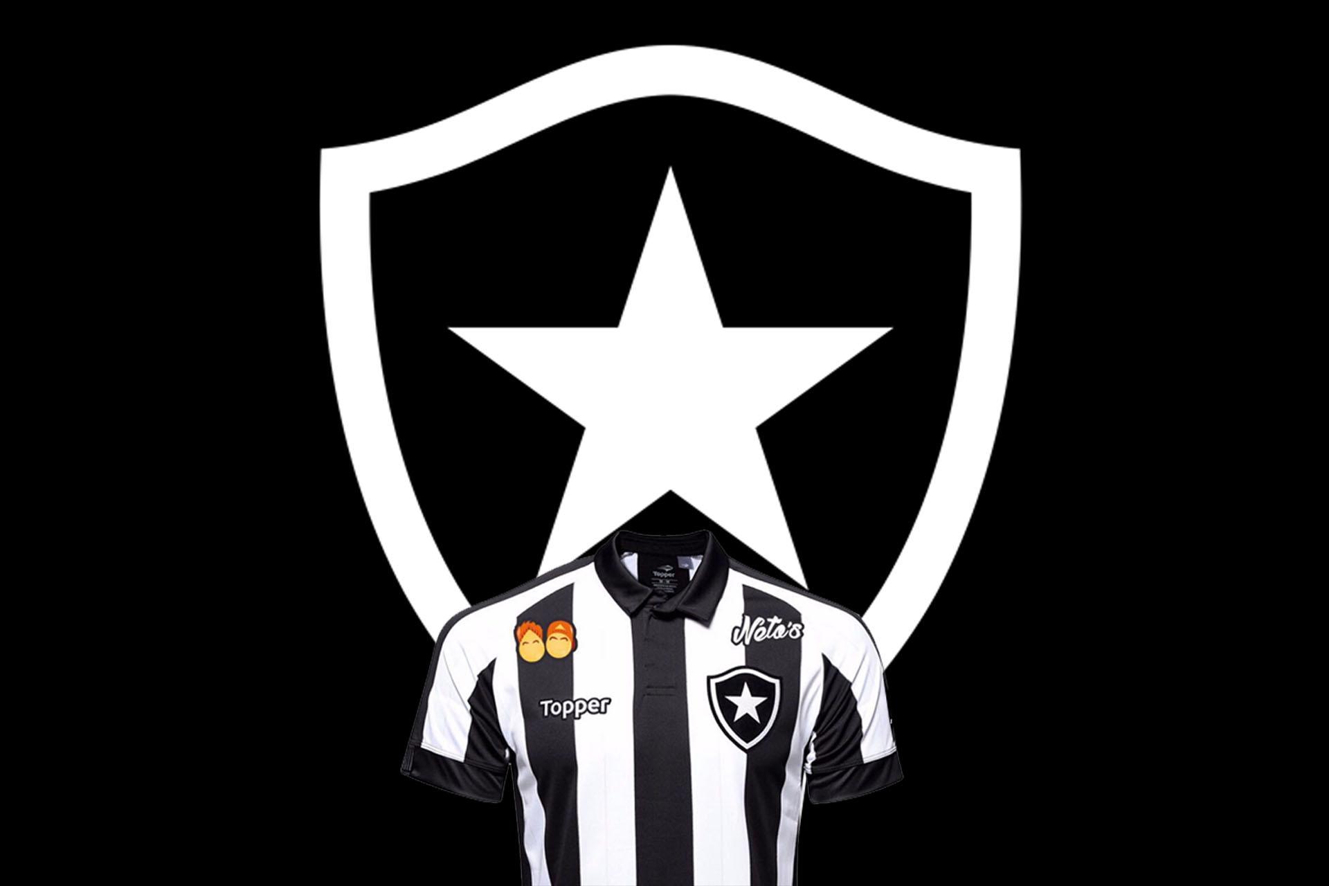 El equipo brasileño de fútbol Botafogo tendrá a un YouTuber como sponsor