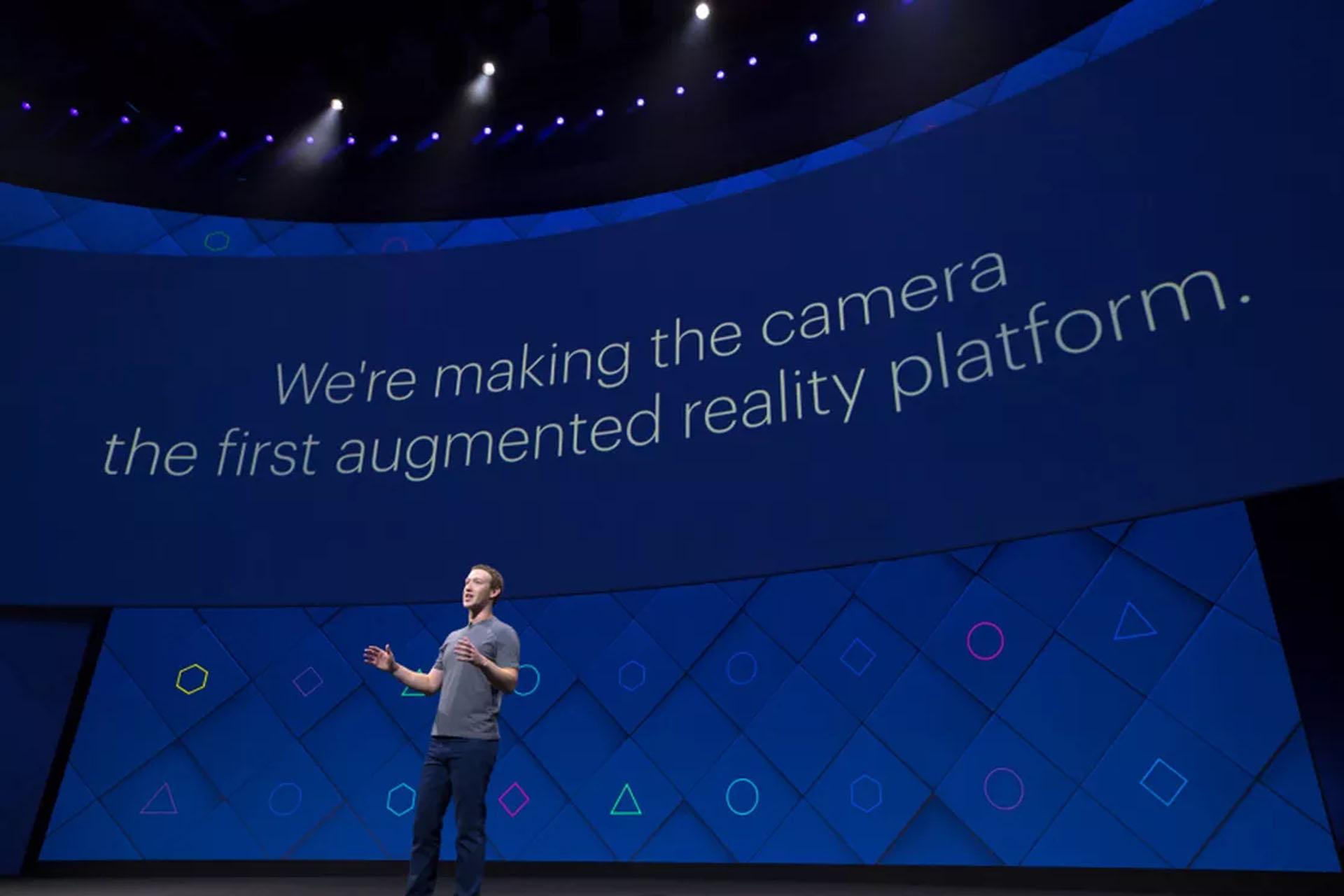 """Facebook lanza """"dibujo en 3D"""" y un efecto en realidad aumentada para sus Stories"""