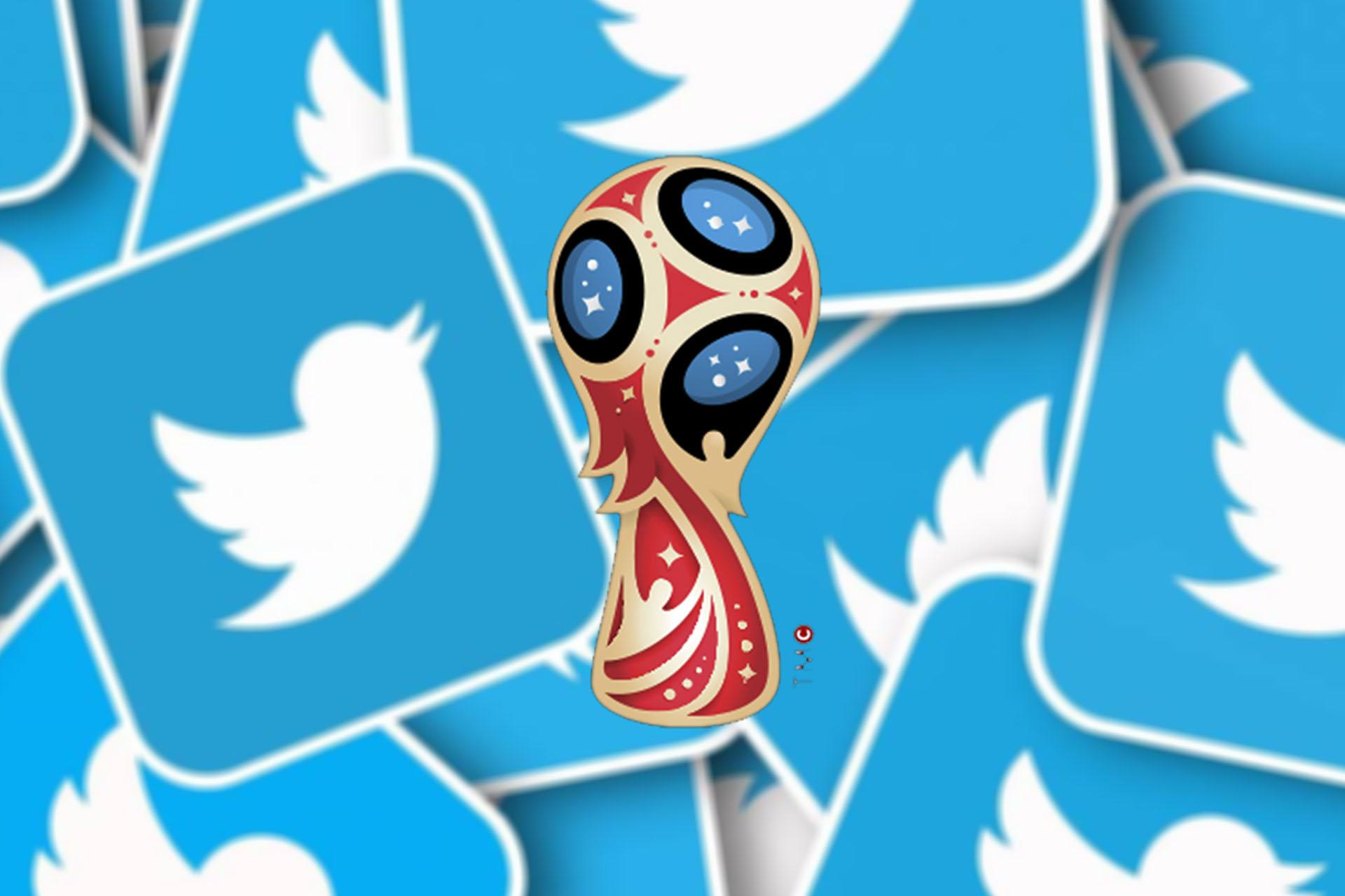 Dale TWITTER a tu marca en el Mundial