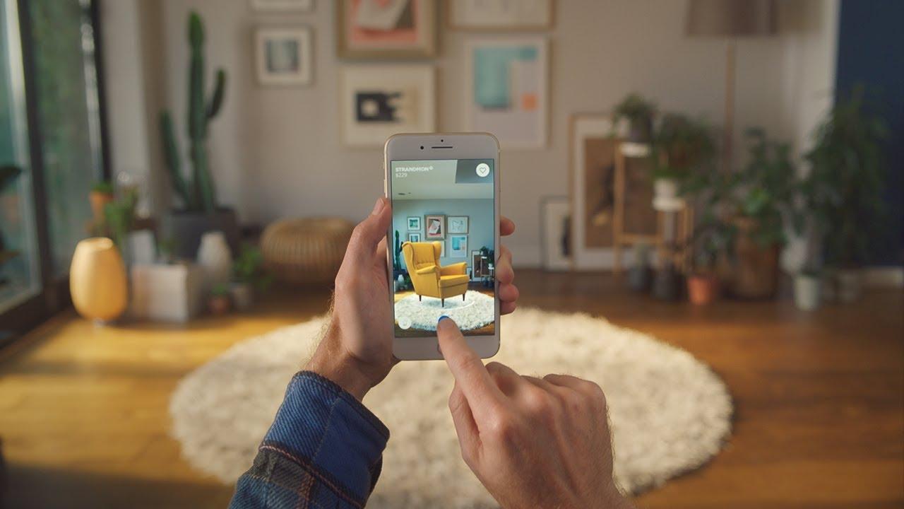 Place: IKEA y la realidad aumentada se dan la mano